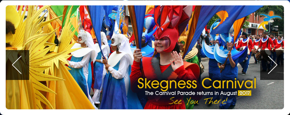 Skegness Carnival in August